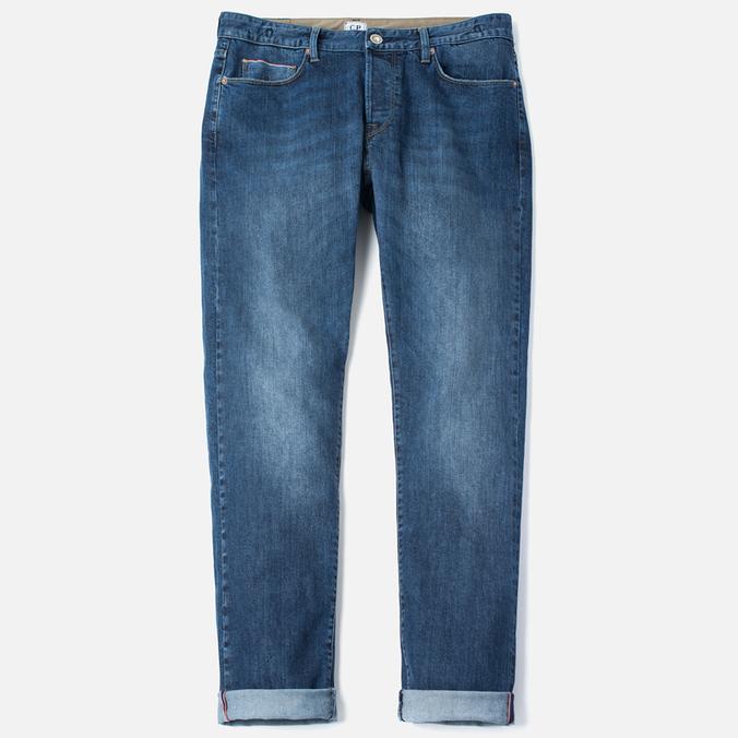 Мужские джинсы C.P. Company 5 Pocket Slim Fit Indigo