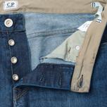 Мужские джинсы C.P. Company 5 Pocket Slim Fit Indigo фото- 2
