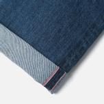 Мужские джинсы C.P. Company 5 Pocket Slim Fit Indigo фото- 4