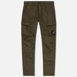 Мужские брюки C.P. Company Cargo Lens Moss фото- 0