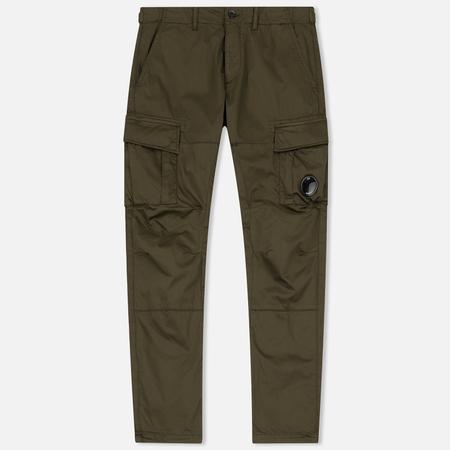Мужские брюки C.P. Company Cargo Lens Moss