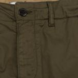 Мужские брюки C.P. Company Cargo Lens Moss фото- 1