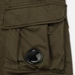Мужские брюки C.P. Company Cargo Lens Moss фото- 5