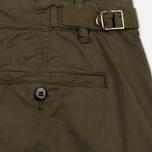 Мужские брюки C.P. Company Cargo Lens Moss фото- 4