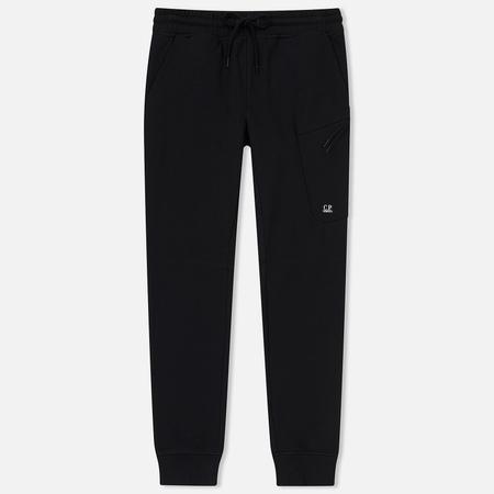 Мужские брюки C.P. Company Cotton Sweat Caviar Black