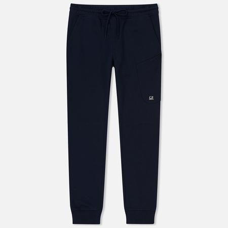 Мужские брюки C.P. Company Cotton Sweat Total Eclipse