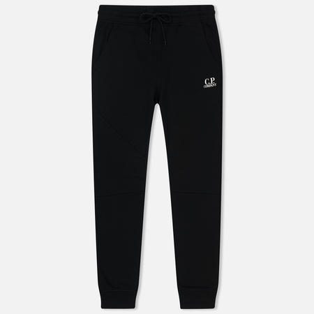 Мужские брюки C.P. Company Diagonal Fleece Jogging Caviar