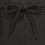 Мужские брюки C.P. Company Diagonal Fleece Jogging Dark Fog Grey фото- 1