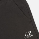 Мужские брюки C.P. Company Diagonal Fleece Jogging Dark Fog Grey фото- 2
