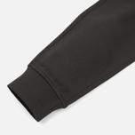 Мужские брюки C.P. Company Diagonal Fleece Jogging Dark Fog Grey фото- 4