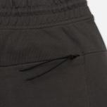 Мужские брюки C.P. Company Diagonal Fleece Jogging Dark Fog Grey фото- 3