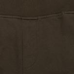 Мужские брюки C.P. Company Diagonal Fleece Lens Jogging Moss фото- 1