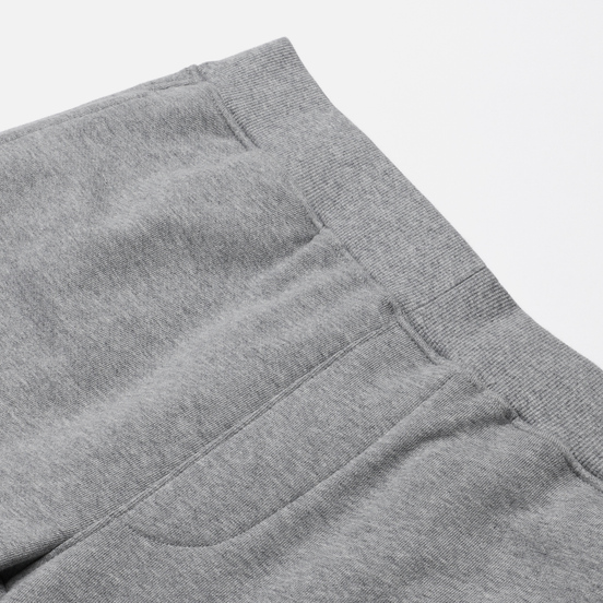 Мужские брюки C.P. Company Diagonal Fleece Lens Pocket Grey Melange