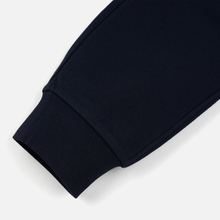 Мужские брюки C.P. Company Diagonal Raised Fleece Lens Total Eclipse фото- 3
