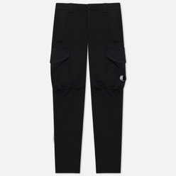 Мужские брюки C.P. Company Garment Dyed Stretch Sateen Tactical Black