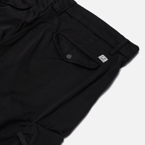 Мужские брюки C.P. Company Garment Dyed Stretch Sateen Tactical Black