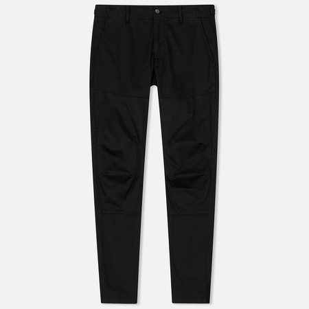 Мужские брюки C.P. Company GD Stretch Sateen Ergonomic Fit Caviar Black