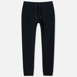 Мужские брюки C.P. Company Heavy Weight Cotton Fleece Black фото- 0