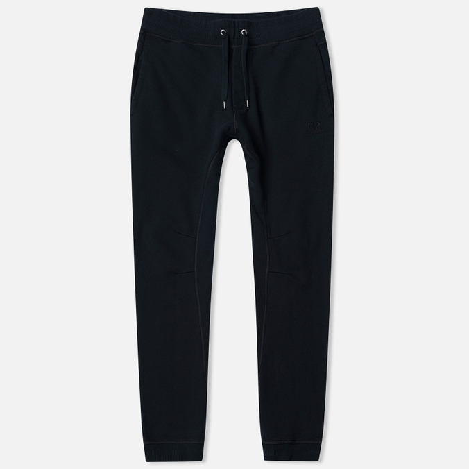 Мужские брюки C.P. Company Heavy Weight Cotton Fleece Black