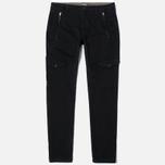 Мужские брюки C.P. Company Longo Tasconi Black фото- 0
