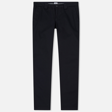 Мужские брюки C.P. Company Raso Stretch Basic Chino Total Eclipse