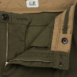 Мужские брюки C.P. Company Regular Fit Chino Moss фото- 1