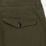 Мужские брюки C.P. Company Regular Fit Chino Moss фото- 4