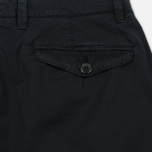Мужские брюки C.P. Company Regular Fit Chino Total Eclipse фото- 4