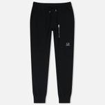 Мужские брюки C.P. Company Sweat Logo Print Caviar фото- 0