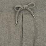 Мужские брюки C.P. Company Sweat Logo Print Grey Melange фото- 1