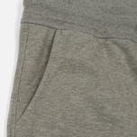 Мужские брюки C.P. Company Sweat Logo Print Grey Melange фото- 2