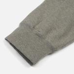 Мужские брюки C.P. Company Sweat Logo Print Grey Melange фото- 4