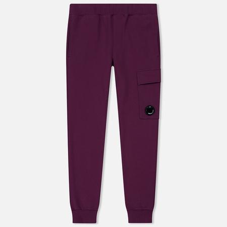 Мужские брюки C.P. Company Sweat Pocket Lens Gloxinia Purple