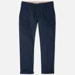 Мужские брюки C.P. Company Tasconato Blue фото- 0