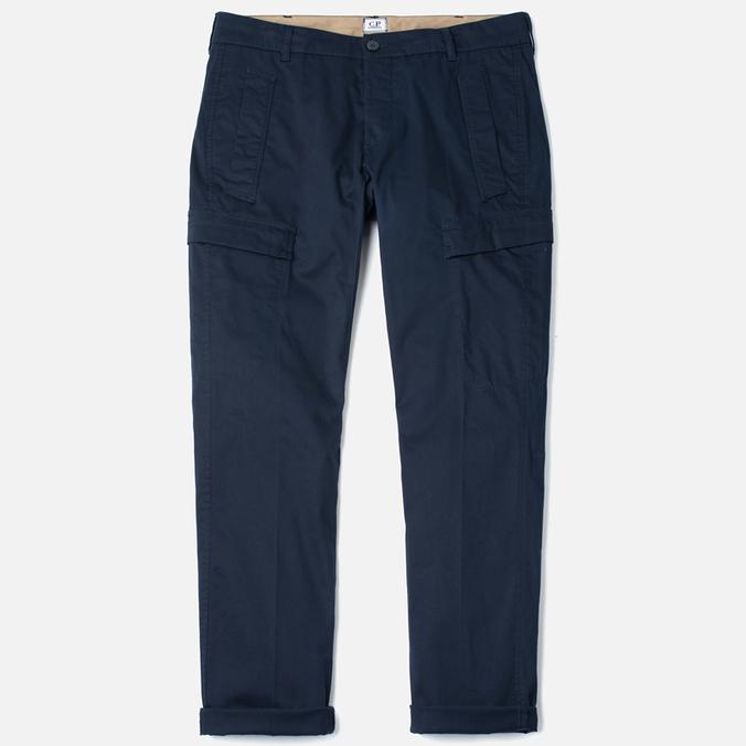 Мужские брюки C.P. Company Tasconato Blue