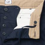 Мужские брюки C.P. Company Tasconato Blue фото- 2