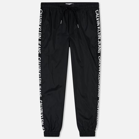 Мужские брюки Calvin Klein Jeans Institute Stripe Nylon Black
