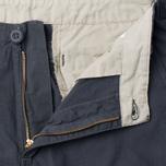 Мужские брюки Carhartt WIP Aviation Columbia Ripstop 6.5 Oz Blacksmith Rinsed фото- 2