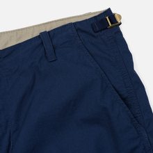 Мужские брюки Carhartt WIP Aviation Columbia Ripstop 6.5 Oz Blue Rinsed фото- 3
