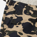 Мужские брюки Carhartt WIP Aviation Columbia Ripstop 6.5 Oz Camo Duck Rinsed фото- 1