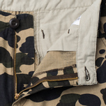 Мужские брюки Carhartt WIP Aviation Columbia Ripstop 6.5 Oz Camo Duck Rinsed фото- 2