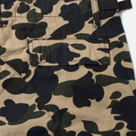 Мужские брюки Carhartt WIP Aviation Columbia Ripstop 6.5 Oz Camo Duck Rinsed фото- 3
