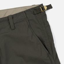 Мужские брюки Carhartt WIP Aviation Columbia Ripstop 6.5 Oz Moor Rinsed фото- 3