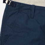 Carhartt WIP Aviation Columbia Ripstop 6.5 Oz Men`s Trousers Navy Rinsed photo- 1