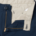 Carhartt WIP Aviation Columbia Ripstop 6.5 Oz Men`s Trousers Navy Rinsed photo- 2