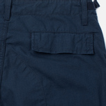 Carhartt WIP Aviation Columbia Ripstop 6.5 Oz Men`s Trousers Navy Rinsed photo- 3