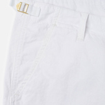 Мужские брюки Carhartt WIP Aviation Columbia Ripstop 6.5 Oz White Rinsed фото- 2