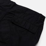 Мужские брюки Carhartt WIP Aviation Columbia Ripstop 6.5 Oz Black Rinsed фото- 3