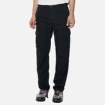 Мужские брюки Carhartt WIP Aviation Columbia Ripstop 6.5 Oz Black Rinsed фото- 4