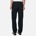 Мужские брюки Carhartt WIP Aviation Columbia Ripstop 6.5 Oz Black Rinsed фото- 5